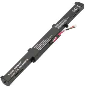 2-POWER Baterie 14,4V 2600mAh pro Asus GL752VL, GL752VLM, GL752VW, GL752VWM, GL753VD, GL753VE