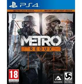 PS4 - Metro Redux