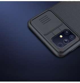 Nillkin CamShield Kryt Samsung M31s Black