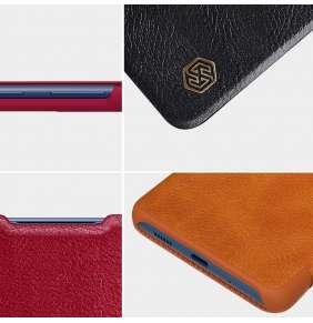 Nillkin Qin Book Pouzdro Samsung S20 FE Brown