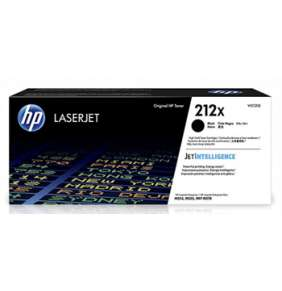 HP 212X High Yield Black Original LaserJet Toner Cartridge