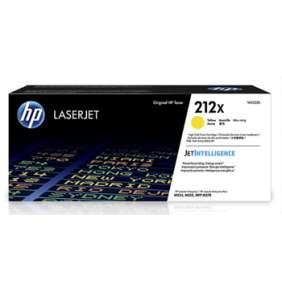 HP 212X High Yield Yellow Original LaserJet Toner Cartridge