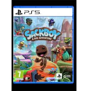 SONY PS5 hra Sackboy A Big Adventure!