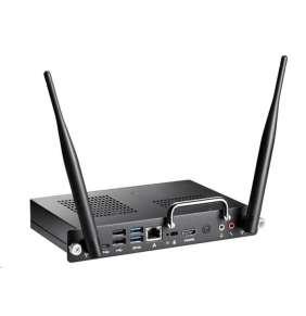 Optoma IFPD PC OPS2 i7 8550U, 8 GB DDR4, 256 GB SSD, Intel® UHD Graphics 620, Integrated 10/100/1000M Adaption, WiFi 802