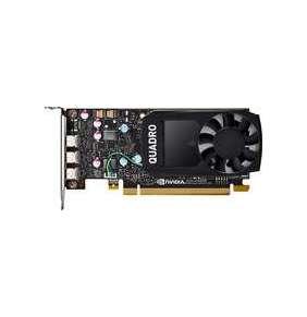 Grafická karta NVIDIA Quadro P400 (2 GB) HP+LP, 3xDP