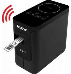 BROTHER popisovac PT-P750W, USB, WiFi, NFC