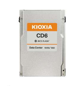 Kioxia/Toshiba CD6-R     15,36TB NVMe U.3 15mm