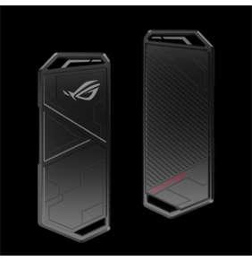 ASUS ROG STRIX ARION LITE (ESD-S1CL) SSD NVME AURA case, USB-C 3.2, M.2 NVMe SSD kovový box, délka 30-80 mm, AURA RGB