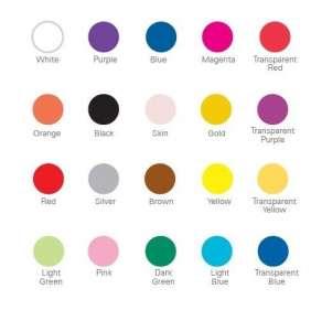 Polaroid 500g Universal Multi-Colour PLA Filament Material