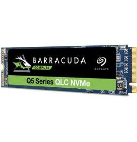 SEAGATE SSD 1TB BarraCuda Q5 M.2 PCIe Gen3 ×4, NVMe 1.3