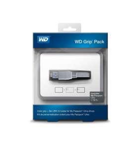 WD Grip Pack 500 GB/1 TB Slate