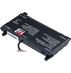 Baterie T6 power HP Omen 17-an000, 17-an100, 16pin, Geforce 1060/1070, 5700mAh, 82Wh, 8cell, Li-ion