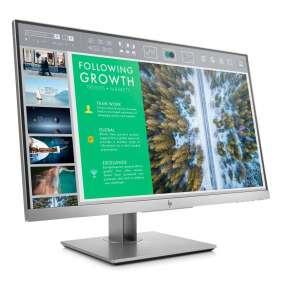 HP EliteDisplay E243, 23.8 IPS, 1920x1080, 1000:1, 5ms, 250cd, VGA/DP/HDMI, 3-3-3, pivot