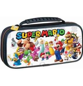 Luxusní cestovní pouzdro NNS53B pro Nintendo Switch & Nintendo Switch Lite