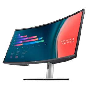 "34"" LCD Dell U3421WE IPS Curved 21:9 5ms/1000:1/300cd/VESA/DP/HDMI/RJ-45/USB/USB-C/3RNBD/Černý"