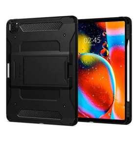 """Spigen kryt Tough Armor Pro pre iPad Pro 11"""" 2020/2021 – Black"""