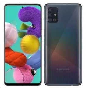 Samsung A715 Galaxy A71 6/128GB DUOS čierna
