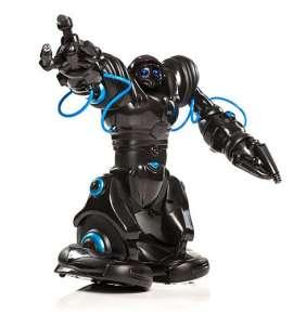 WowWee robot Robosapien - Black and Blue