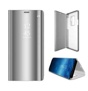 Cu-Be Clear View Samsung Galaxy S10 Lite Silver