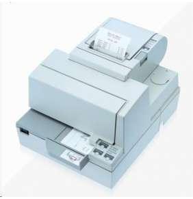 Epson TM-H 5000 II, LPT, cutter, white