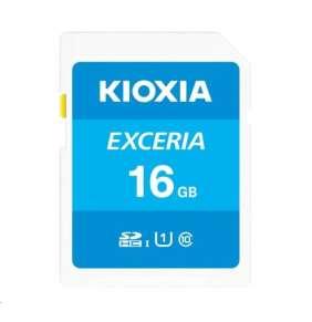 KIOXIA Exceria SD card 16GB N203, UHS-I U1 Class 10