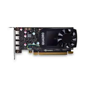 PNY Quadro P620 V2 DVI / 2GB GDDR5 / PCI-E / 4x miniDP 1.4 / Low profile bracket v balení