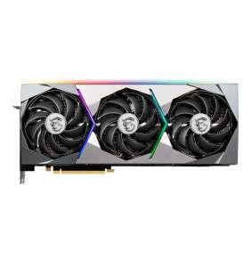 MSI GeForce RTX 3090 SUPRIM X 24G / 24GB GDDR6X / PCI-E / 3x DP / HDMI