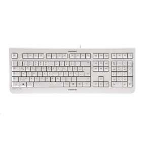 CHERRY klávesnice KC 1000 EU layout bílá