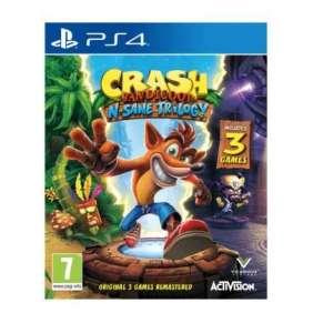 PS4 - Crash Bandicoot N. Sane Trilogy 2.0 EN