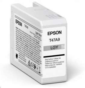 Epson Singlepack Light Gray T47A9 UltraChrome