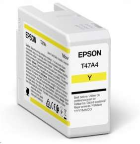 Epson Singlepack Yellow T47A4 Ultrachrome