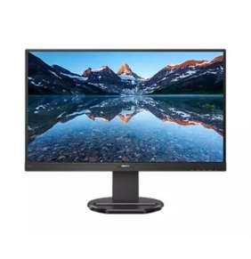 "Philips 276B9/00 27"" IPS LED 2560x1440 20 000 000:1 4ms 300cd DP HDMI USB-C dock pivot repro cierny"