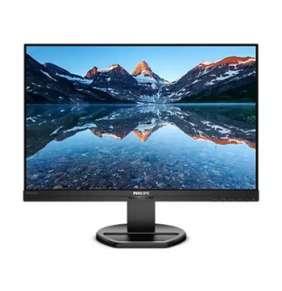 "Philips 240B9/00 24"" IPS LED 1920x1200 50 000 000:1 5ms 300cd DP HDMI USB repro cierny"