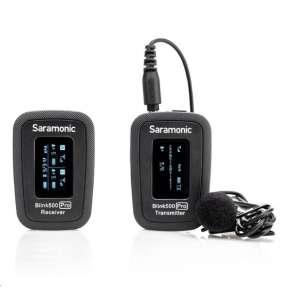 Saramonic Blink 500 Pro B1 (TX+RX) - klopový mikrofon