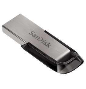 SanDisk Ultra Flair 512GB / USB 3.0 / stříbrný