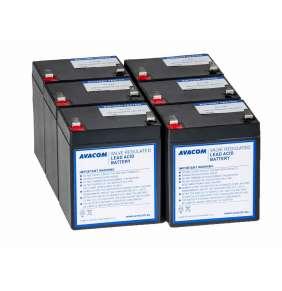 AVACOM náhrada za RBC141 - bateriový kit pro renovaci RBC141 (6ks baterií)