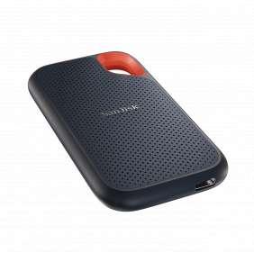 SanDisk Extreme Portable V2 2TB SSD / USB 3.2 Gen 2 / Externí / IP55
