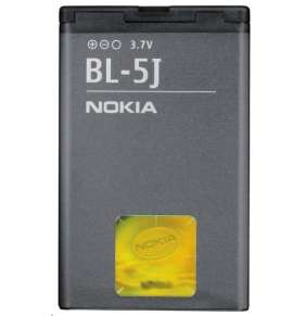 Nokia baterie BL-5J Li-Ion 1320 mAh  - bulk