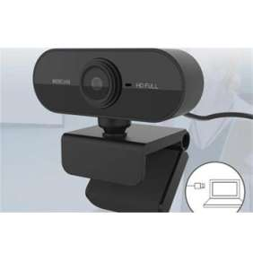 USB Webcam F603 1080p HD