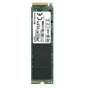 TRANSCEND MTE112S 512GB SSD disk M.2 2280, PCIe Gen3 x4 NVMe 1.3 (3D TLC), single sided, 1700MB/s R, 900MB/s W