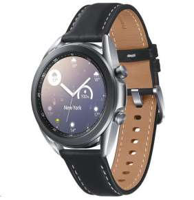 Samsung Galaxy Watch 3 BT (41 mm), stříbrná, EU