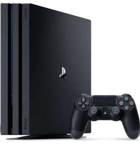 SONY PS4 Pro 1TB black
