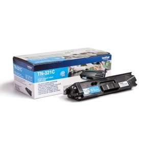 BROTHER tonerová kazeta TN-321C/ DCP-L8400,L8450/ HL-L8250,L8350/ MFC-L8650,L8850/ 1500 stránek/ azurový