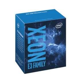 Intel® Xeon™ processor (4-core) E3-1245V6, 3.70GHz, 8M, LGA1151