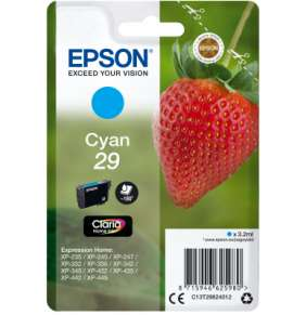 EPSON ink bar Singlepack Cyan 29 Claria Home Ink
