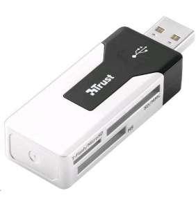TRUST Čtečka paměťových karet Mini, USB