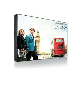 "Philips LCD 55"" 55BDL1007X - Videowall, 24/7, 0.9+0.9 mm bezzel, 55"", IPS 10 bit,H 44%, D-LED, 1920x1080, 700cd/m2, 500."