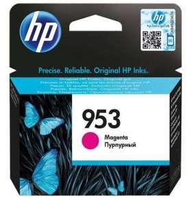 HP inkoustová kazeta 953 purpurová F6U13AE originál