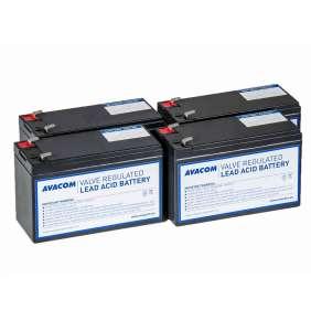 AVACOM RBC107 - kit pro renovaci baterie (4ks baterií)
