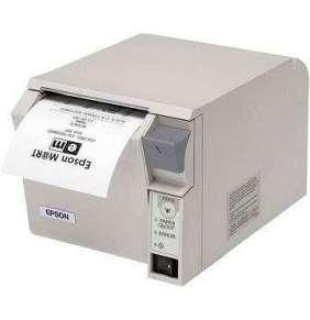 EPSON pokl.termo TM-T70II,bílá,BT, USB, zdroj